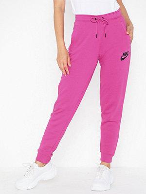 Nike rosa byxor W Nsw Rally Pant Reg