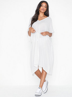 Object Collectors Item Objmarcella S/S Plain Kaftan Dress