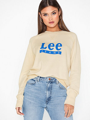 Lee Jeans Graphic Sws Ecru
