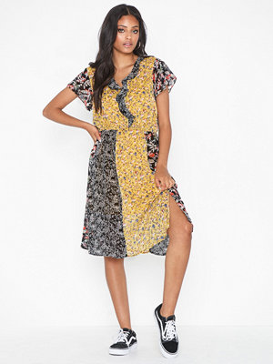 Only Onlstar Ss Midi Dress Wvn