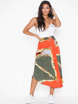 Ax Paris Patterned Skirt