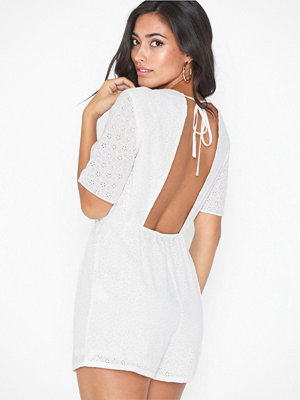 Jumpsuits & playsuits - Glamorous Short Sleeve Playsuit