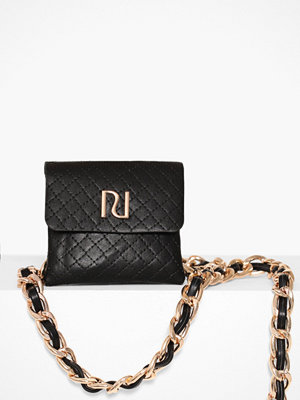 River Island Liana Quilted Chain Belt