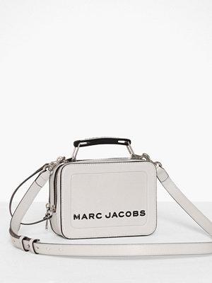 Marc Jacobs ljusgrå axelväska The Box 20