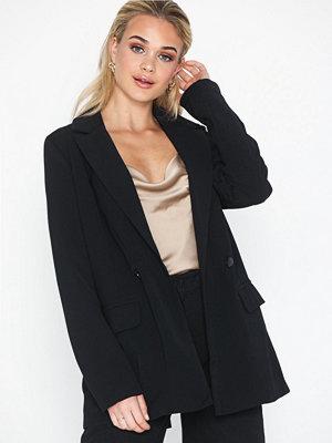 Missguided Tailoried Longline Blazer