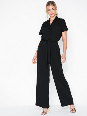 Jumpsuits & playsuits - Selected Femme Slfolia-Luane 2/4 Jumpsuit B
