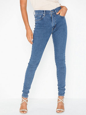 Jeans - Levi's Mile High Super Skinny Out The