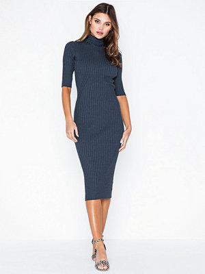 NORR Karlina S/S knit dress