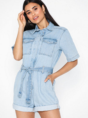 Jumpsuits & playsuits - Gina Tricot The Denim Romper