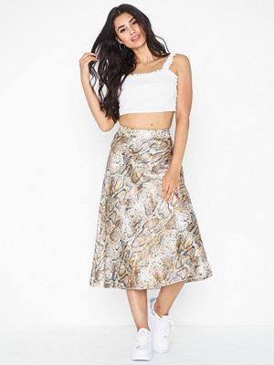 Vero Moda Vmchristas Satin H/W Skirt SB6