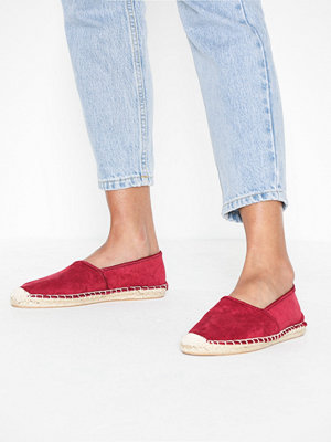 NLY Shoes Espadrilles Sangria