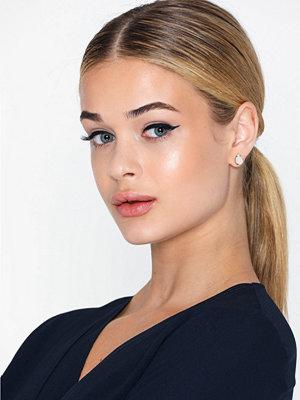 Caroline Svedbom örhängen Petite Drop Stud Earring Guld/Vit