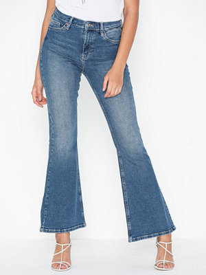 Jeans - Topshop Flared Jamie Jeans