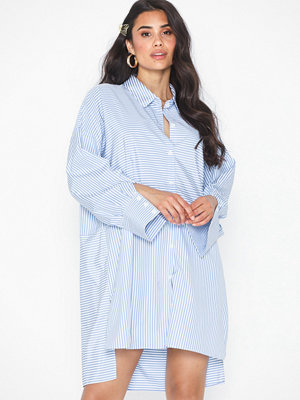 Missguided Drop Back Oversized Shirt Dress