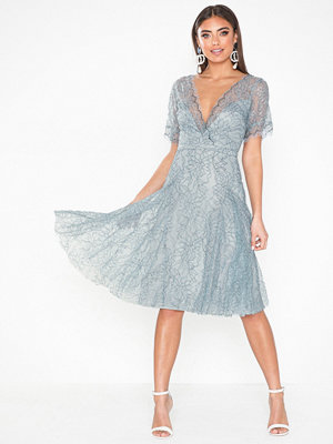 NLY Eve Sheer Lace Dress