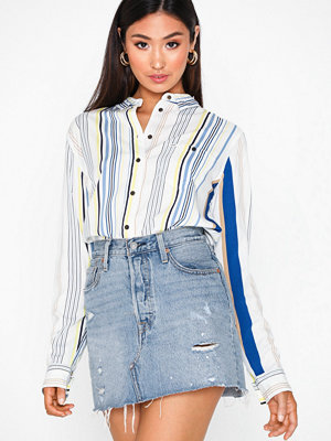 Skjortor - Lee Jeans One Pocket Shirt Ecru