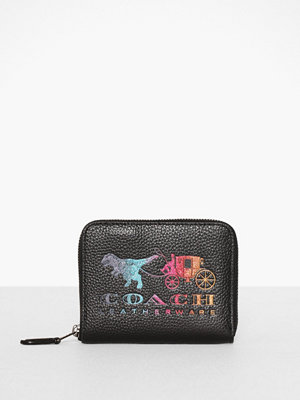 Coach Rexy And Carriage Small Zip Around Wallet