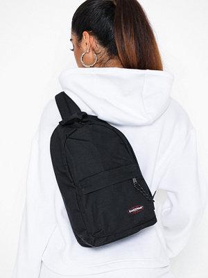 Eastpak svart ryggsäck Litt