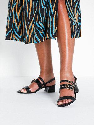 Topshop Eyelet Sandals