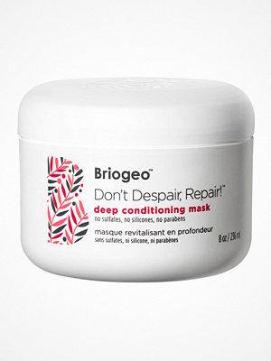 Hårprodukter - Briogeo Don't Despair, Repair! Deep Conditioning Mask 237ml