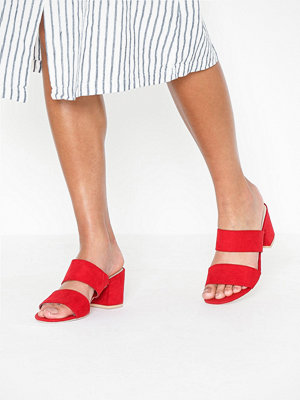 Pumps & klackskor - NLY Shoes Double Strap Mule