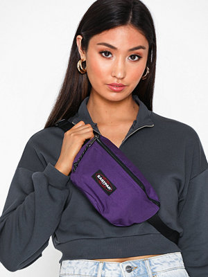 Eastpak marinblå axelväska Springer Purple