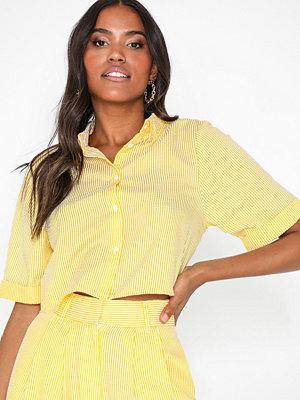 Skjortor - Ivyrevel Cropped Boxy Shirt