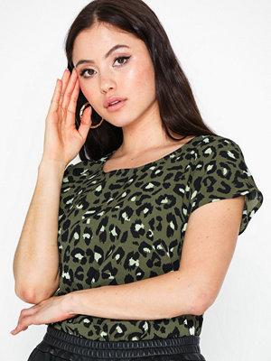 Jacqueline de Yong Jdyutrecht Milo Trick S/S Top Wvn