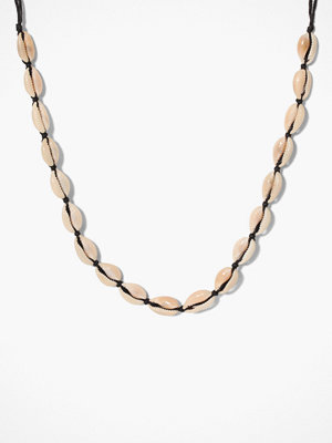 Farrow halsband Shell Single Threaded Necklace