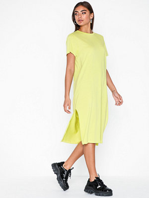 NLY Trend Lovesome Slit Tee Dress