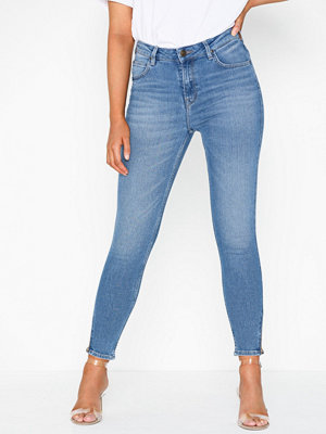 Lee Jeans Scarlett High Zip Jaded