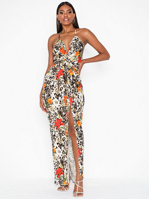 NLY One Twist Front Maxi Dress