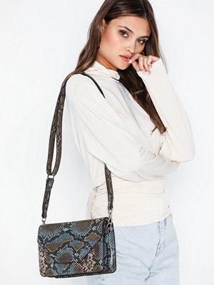 Unlimit mönstrad axelväska Shoulder Bag Rosemary