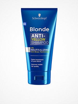 Hårprodukter - Schwarzkopf Blonde Anti-Yellow Shampoo