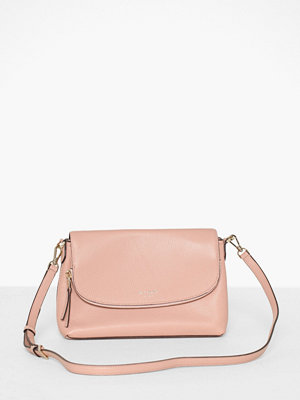 kate spade new york gammelrosa axelväska Polly Large Flap Crossbody