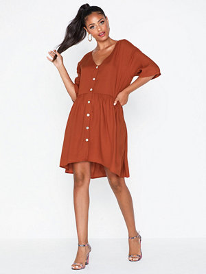 Only Onljulia L/S Short Dress Wvn
