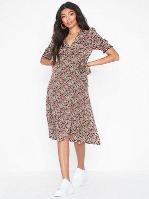 Only Onldora S/S Wrap Dress Wvn
