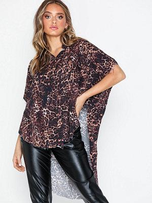 Skjortor - One Teaspoon Big Cat Daria Shirt
