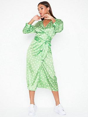 Aéryne Cowry dot dress