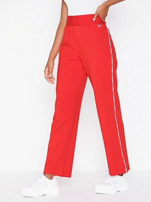 Tommy Jeans röda byxor Tjw Track Pant