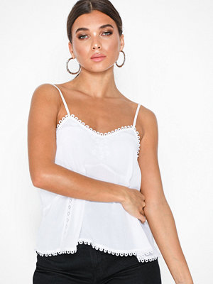 Toppar - River Island Sleeve Lace Cami Top