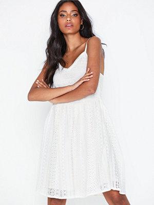 Vero Moda Vmhoney Lace Pleated Singlet Dress