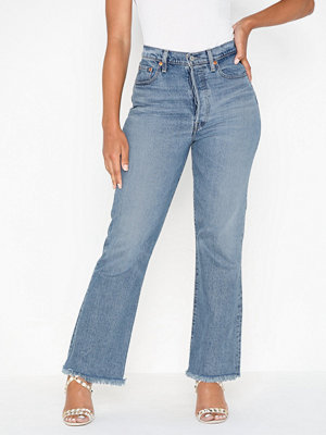 Jeans - Levi's Ribcage Crop Flare Scapegoat