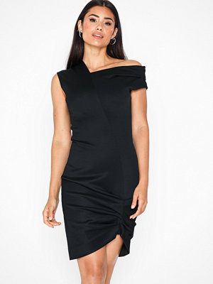 Helmut Lang Front Drape Dress.do