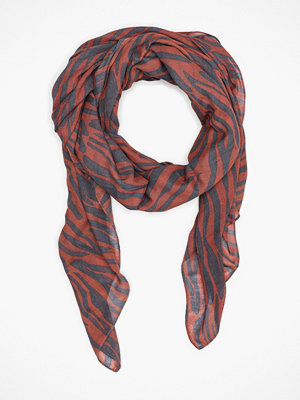 Halsdukar & scarves - NLY Accessories Animalistic XL Scarf