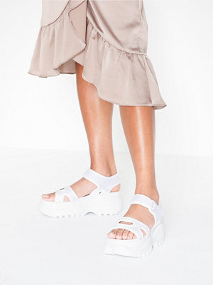 Missguided Chunky Sole Trainer Sandal