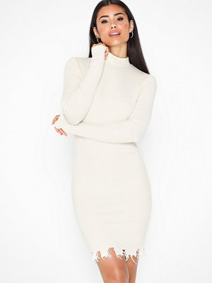 NLY Trend Destroyed Rib Dress