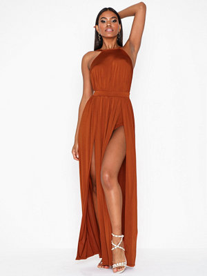 NLY One High Neck Maxi Dress