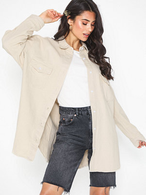 Missguided Super Oversized Boyfriend Shirt