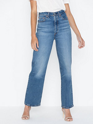 Jeans - Levi's Ribcage Straight Ankle Jive Sw